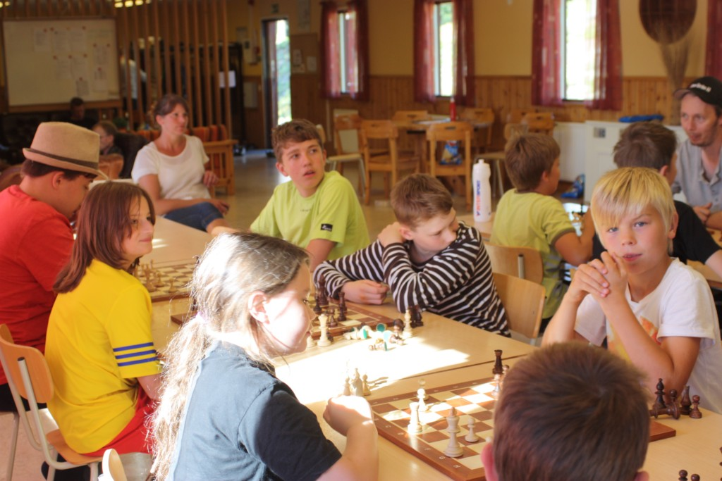 Ungdomsschack
